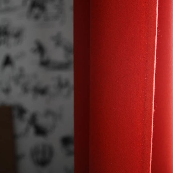 Rideaux Kvadrat Ready Made Rouge Frozen 610 The