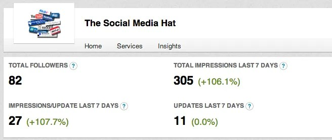 LinkedIn Follower Insights