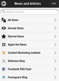 Newsify: The Blogger's Secret Weapon