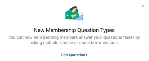 Facebook Improves Group Membership Functionality - The