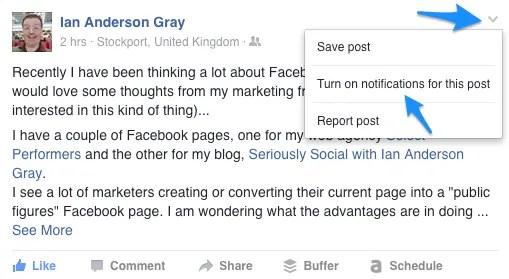 Ian Anderson Gray on Facebook