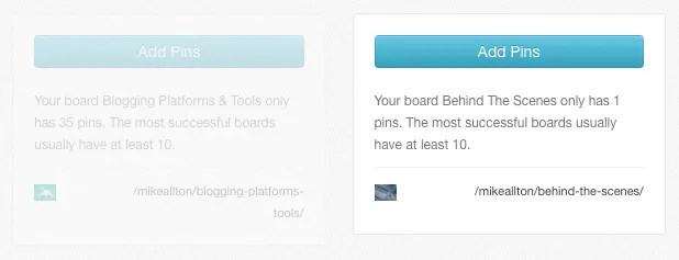 Get insightful Pinterest recommendations from Tailwind.