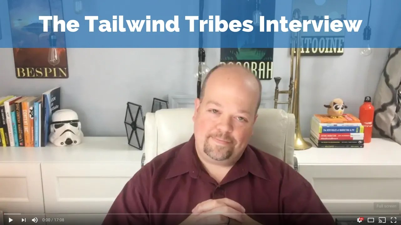 The Tailwind Tribes Interview