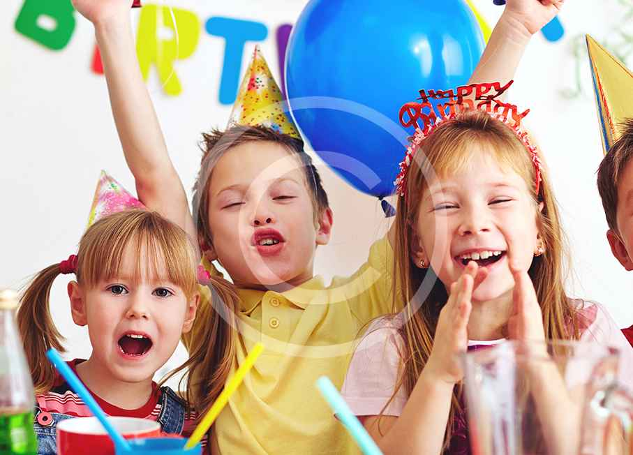 Planning Kids' Birthday Parties