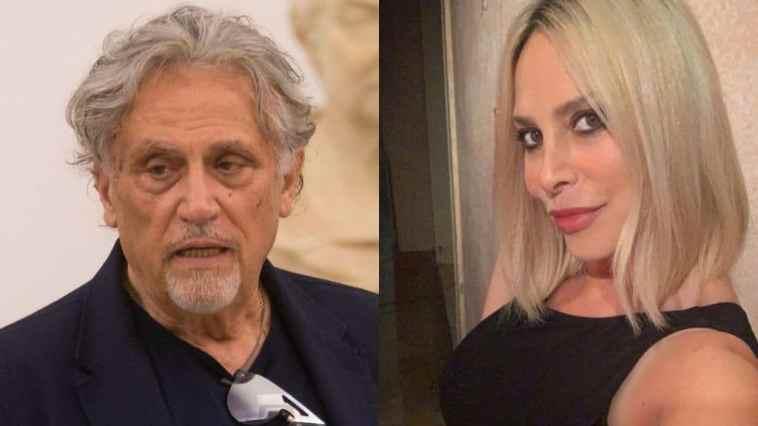 Andrea Roncato senza freni su Stefania Orlando: commenti amari sulla carriera della showgirl e sul matrimonio