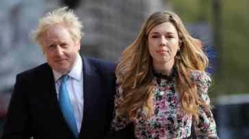 Boris Johnson si è sposato. Il Primo Ministro britannico è convolato a nozze con Carrie Symonds