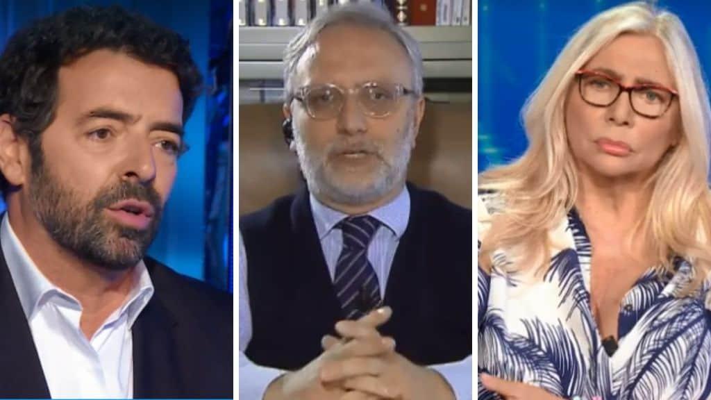 Denise Pipitone, Giacomo Frazzitta a Domenica In rinnova l'appello al nuovo testimone anonimo, e svela altri dettagli della lettera