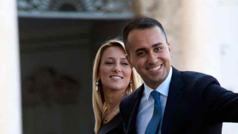 """Luigi di Maio e l'amore per Virginia Saba, la verità sul matrimonio: """"Più in là"""""""