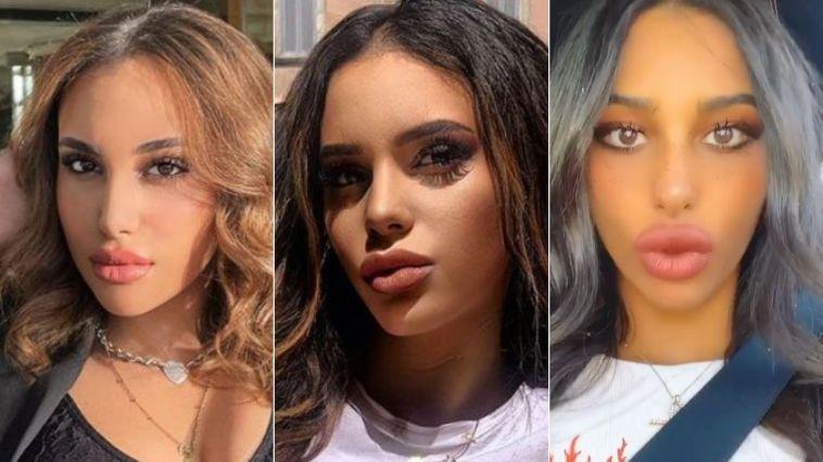 Chi sono Jessica, Lucrezia e Clarissa Hailé Selassié: vita privata e curiosità delle concorrenti del Grande Fratello Vip 6