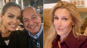 """Sonia Bruganelli e Adriana Volpe, lite per la foto con Magalli: """"Non ti abbiamo pensata"""", ma lei la sbugiarda"""