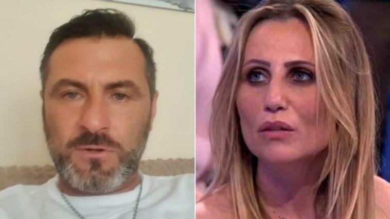 """Sossio Aruta e Ursula Bennardo, mistero sulla rottura: """"Ho sbagliato"""". Lei accusa: """"Situazione assurda"""""""