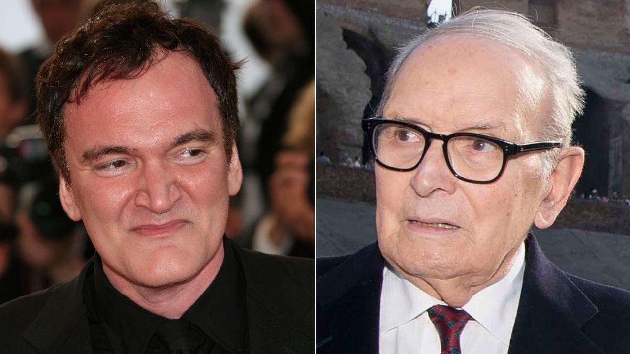 """Quentin Tarantino omaggia Ennio Morricone alla Festa del Cinema di Roma: """"È stato un vero gigante"""""""
