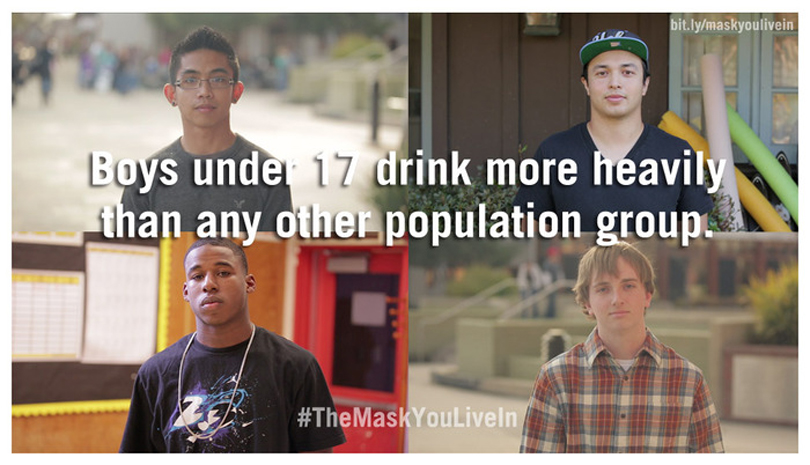 Image result for the mask you live in