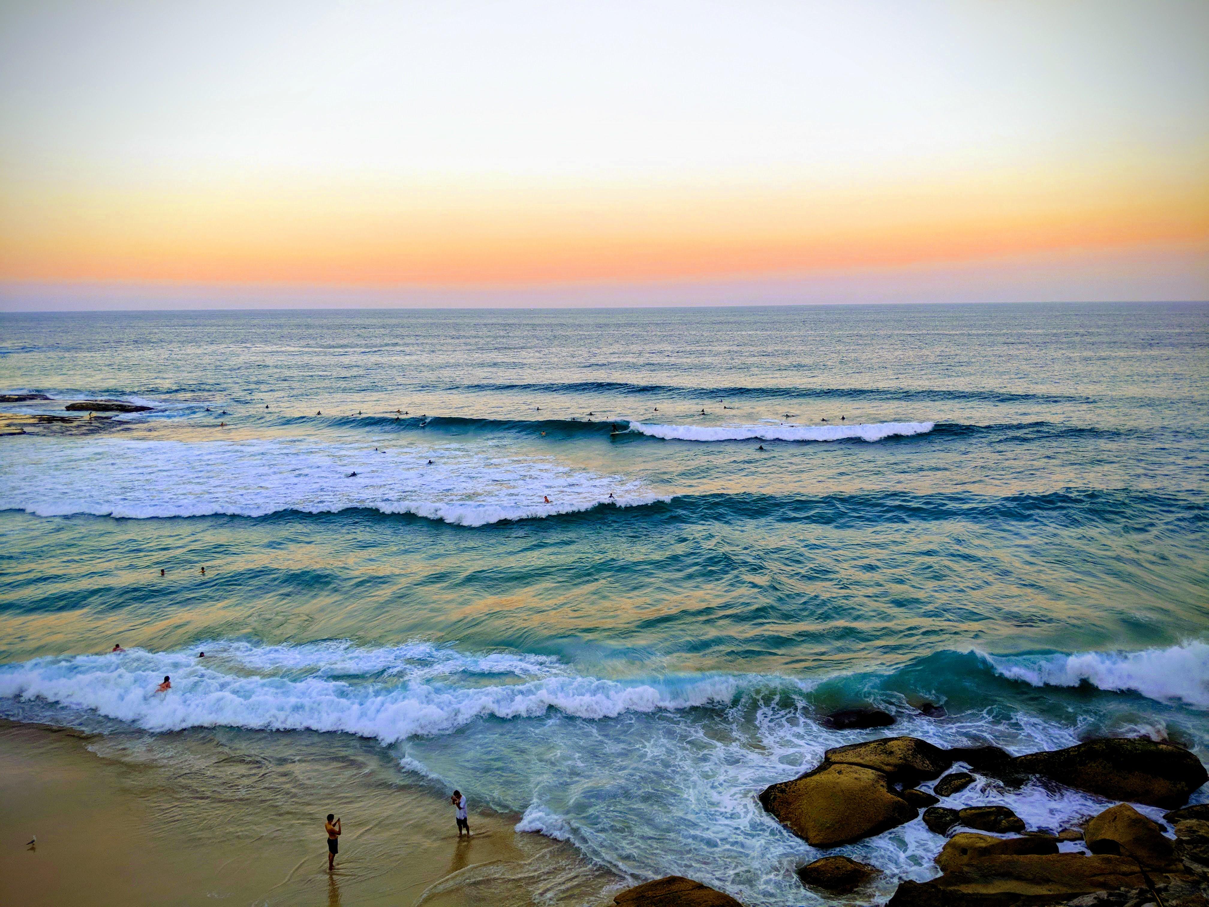 Bronte Beach Sunset