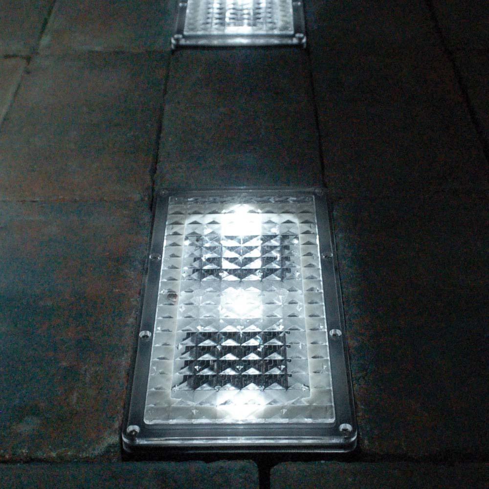 Solar Driveway Wall Lights