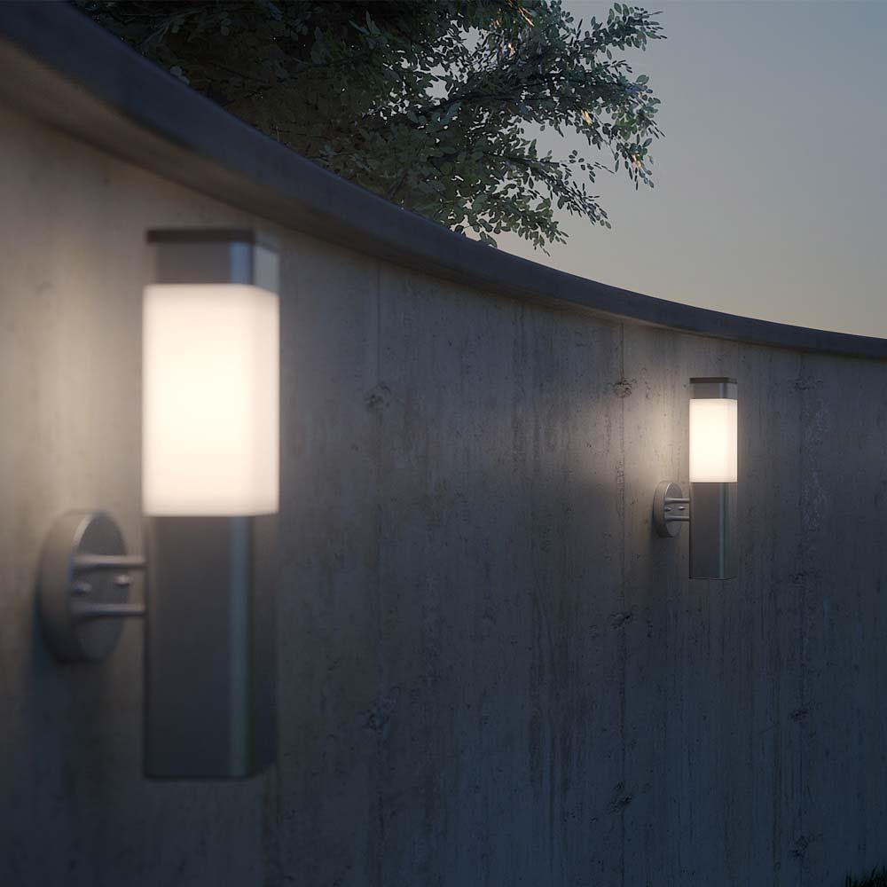 Solar Brick Wall Lights
