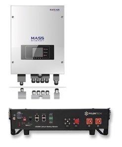 Mass Energy Sofar Solar Pylontech Energy Storage