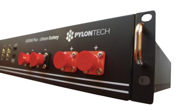 Pylontech Lithium-ion battery storage