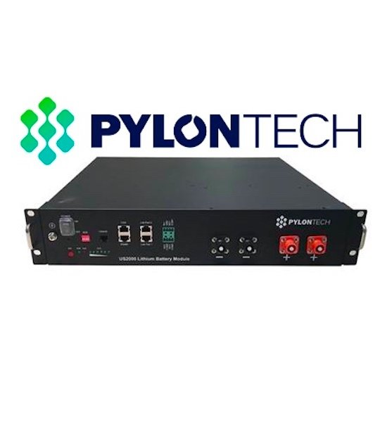 Pylontech US2000B Plus Battery storage system