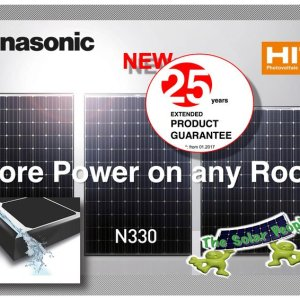 panasonic hit 330w