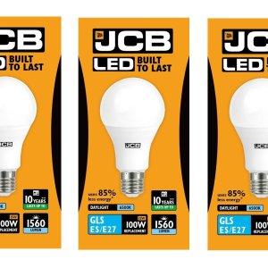 JCB LED Bulb