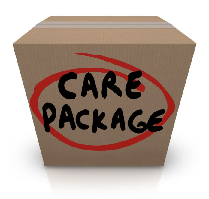 Image result for care packages