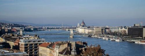 Parliament from the Fisherman's Bastion   Photo Journal: Budapest, a pearl in the Danube   The Solivagant Soul