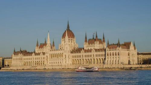 Hungarian Parliament    Photo Journal: Budapest, a pearl in the Danube   The Solivagant Soul