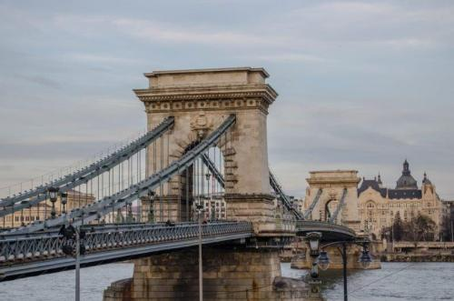 Chains Bridge   Photo Journal: Budapest, a pearl in the Danube   The Solivagant Soul
