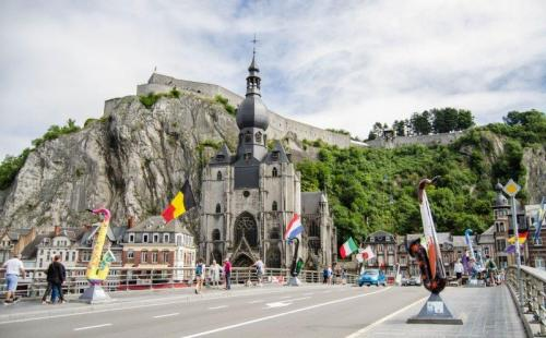 Citadele | Dinant, a little town in Belgium | The Solivagant Soul
