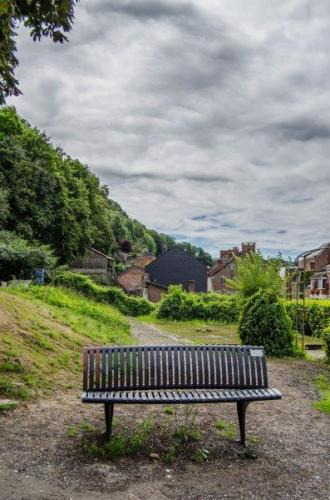 Park | Dinant, a little town in Belgium | The Solivagant Soul