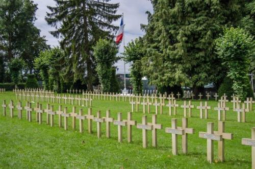 Cementery WWI  | Dinant, a little town in Belgium | The Solivagant Soul