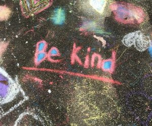 Kindness in schools – Mental Health Awareness Week