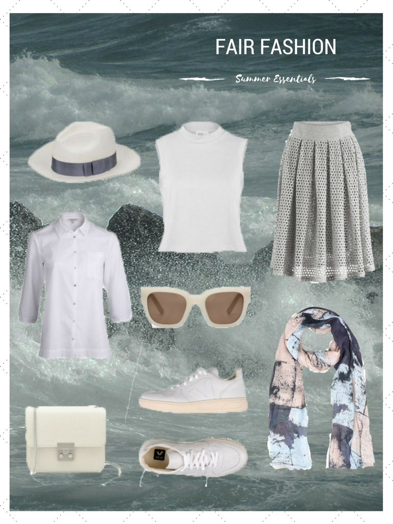 Meine Fair Fashion Picks unter dem Motto Summer Essentials