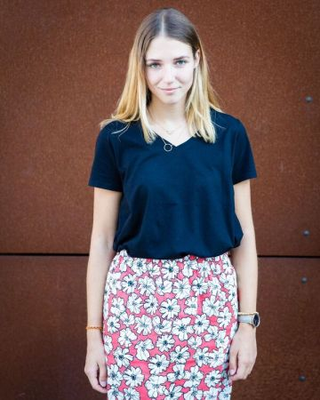 Eva Shooting Fair Fashion People Tree Lifestyle Blog Fashion Blog Organic Cotton9