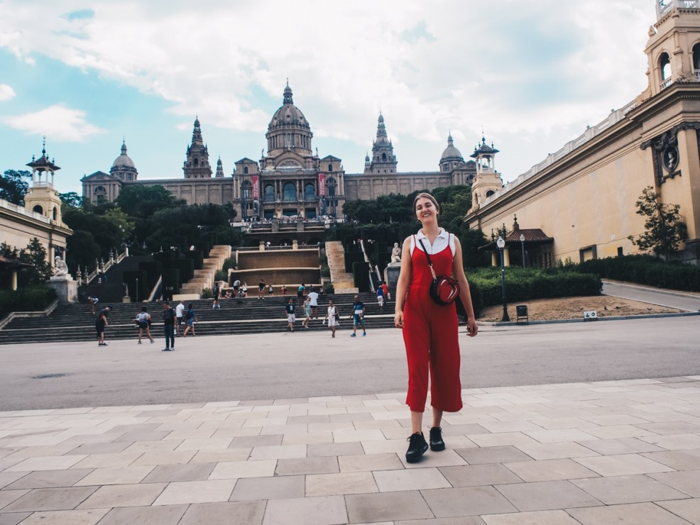 Montjuïc barcelona highlights sophisticated sisters lifestyle travel blog vienna austria