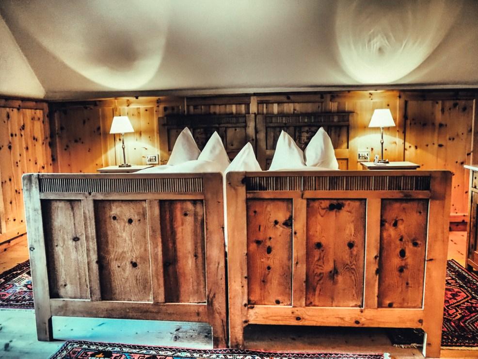 Gasthof Kohlern Zimmer