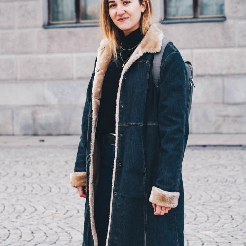 Über den Verzicht. Gedanken und Fair Fashion Outfit. Sophisticated Sisters Lifestyle Blog Wien Österreich