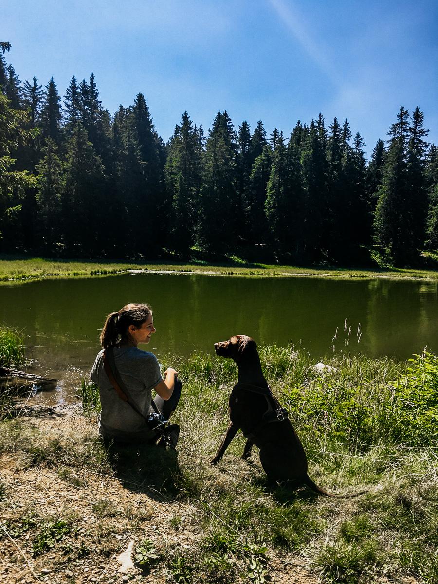 Urlaub mit Hund in Südtirol Lana Hotel Tiefenbrunn Sophisticated Sisters Lifestyle Travel Blog Vienna
