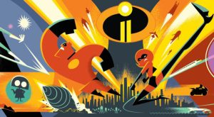 New Incredibles 2 Teaser Trailer