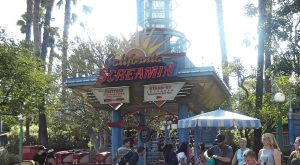 California Screamin DCA