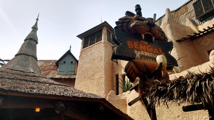 Disneyland Resort, Disneyland, Adventureland, The Bengal Barbecue