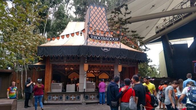 Disneyland Resort, Disneyland, Main Street, USA, Fantasyland, Troubadour Tavern