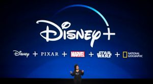 Disney+ Shows Announced at D23