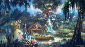 Splash Mountain to be Rethemed to Princess and the Frog