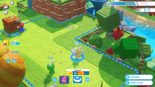 Mario + Rabbids Kingdom Battle Game Audio Review – The Sound