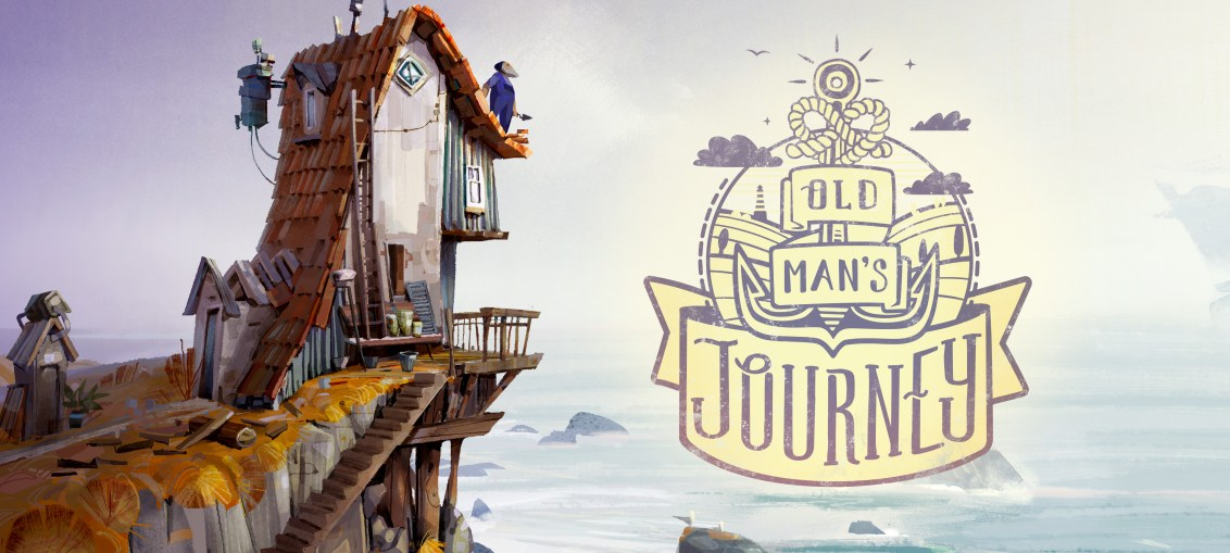 banner image from Old Man's Journey