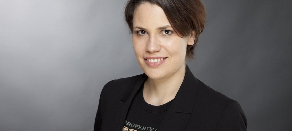 image of dr. melanie fritsch ludomusicologist