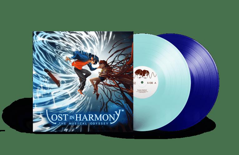 lost in harmony vinyl release