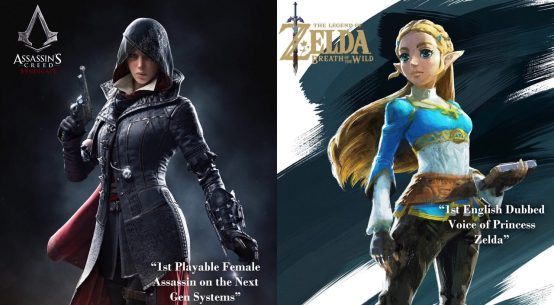 Evie Frye & Zelda